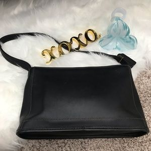 Coach purse in black